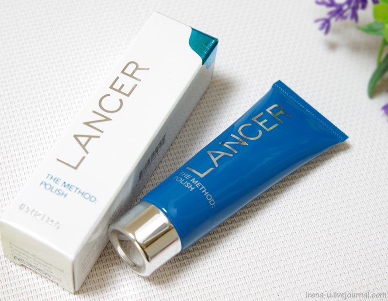 Lancer Skincare The Method Polish