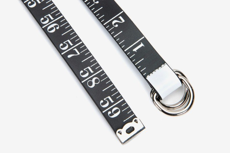 A Belt and a Measuring Tape in One Maison Margiela Shows It Can Be Done 2