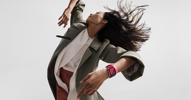 The Apple Watch Goes Through a Luxurious Upgrade Courtesy of Hermès Again 2