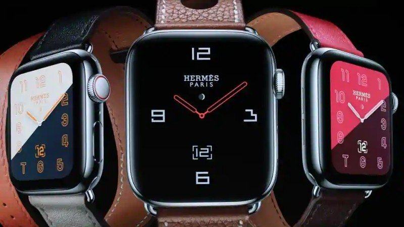 The Apple Watch Goes Through a Luxurious Upgrade Courtesy of Hermès Again 1