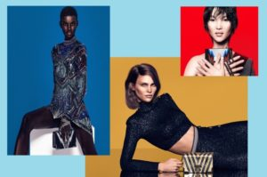Balmain's Virtual Models