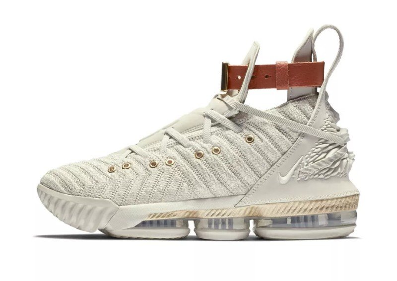 There s a New LeBron James Women s Sneaker - HFR X LeBron 16 0bb34c0ba