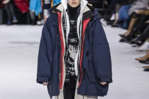 People Can't Stop Comparing This Balenciaga Jacket to Joey Tribbiani's Layers