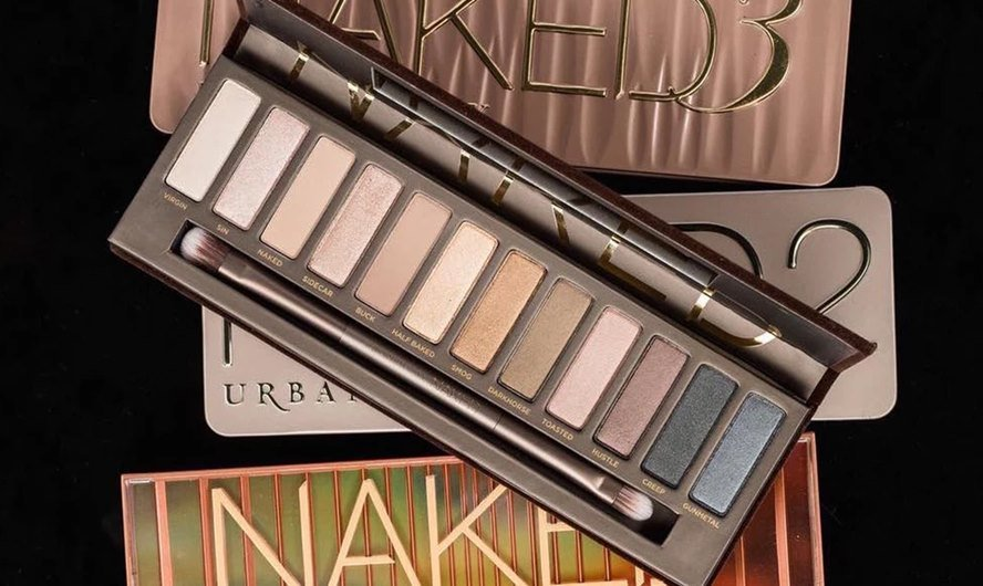 It's the End of an Era - Saying Goodbye to the Naked Palette