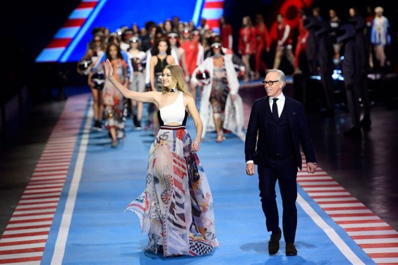 Tommy Hilfiger Has a New Face and Collaborator in Zendaya 3