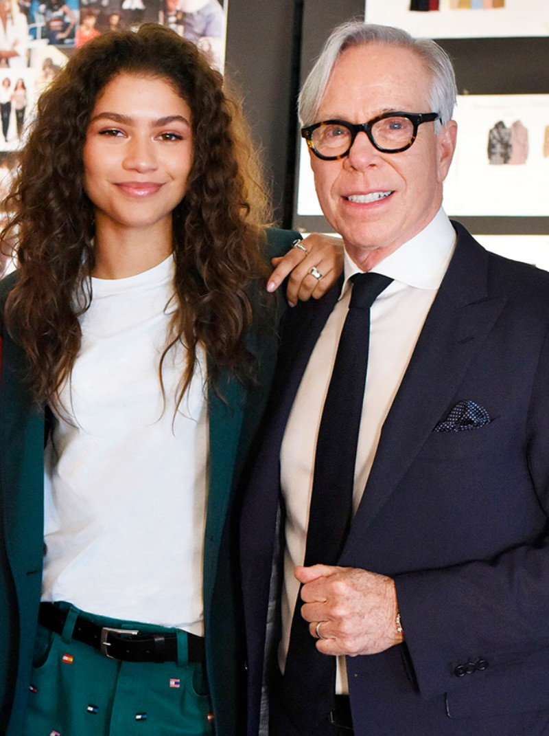Tommy Hilfiger Has a New Face and Collaborator in Zendaya 2