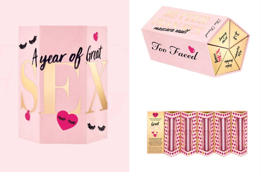 """""""A Year of Great Sex"""" - Too Faced Is Giving Hope Even To Your Love Life With Its Newest Collection - Featured Image"""