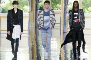 Balmain Spring Summer 2019 Menswear Collection - Paris - Featured Image