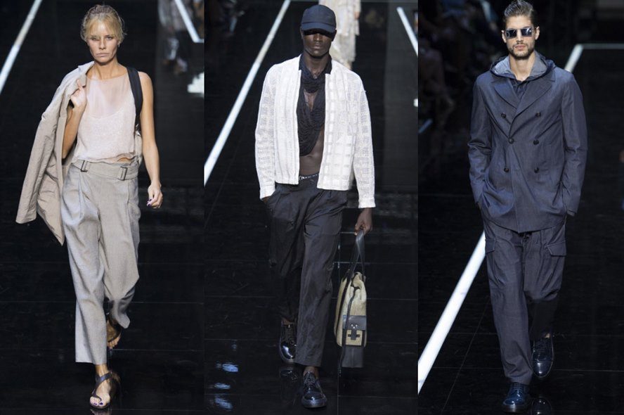 Emporio Armani Spring-Summer 2019 Ready-to-Wear Milan Collection - Featured Image