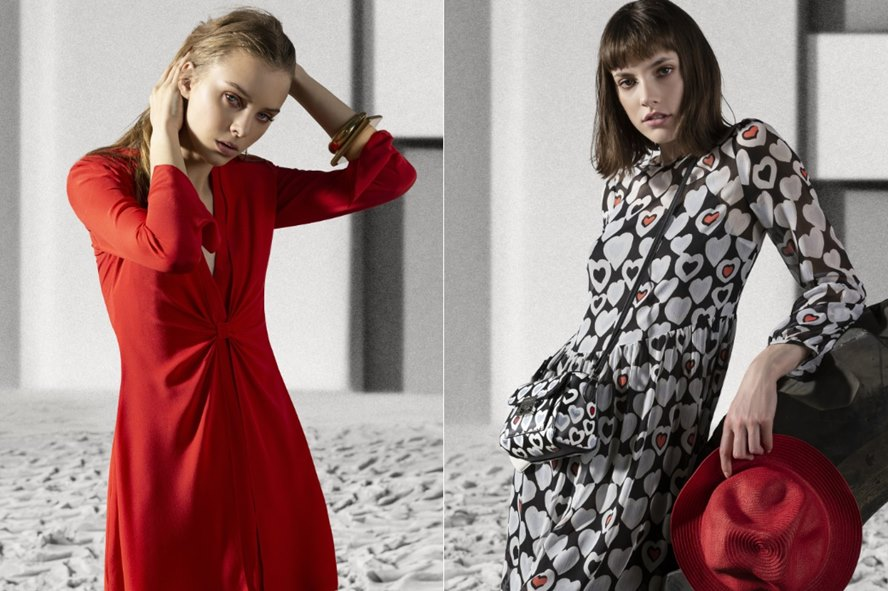 Emporio Armani Resort 2019 Women's Collection - Milan - Featured Image