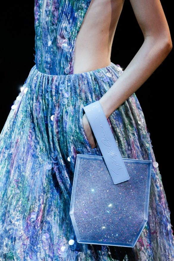 Eye-catching Bags from Giorgio Armani Spring 2019 Fashion Show - Photo 31