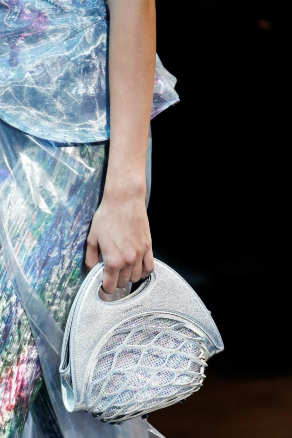 Eye-catching Bags from Giorgio Armani Spring 2019 Fashion Show - Photo 30