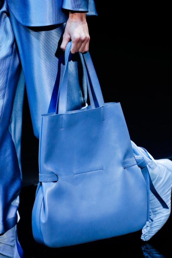 Eye-catching Bags from Giorgio Armani Spring 2019 Fashion Show - Photo 23