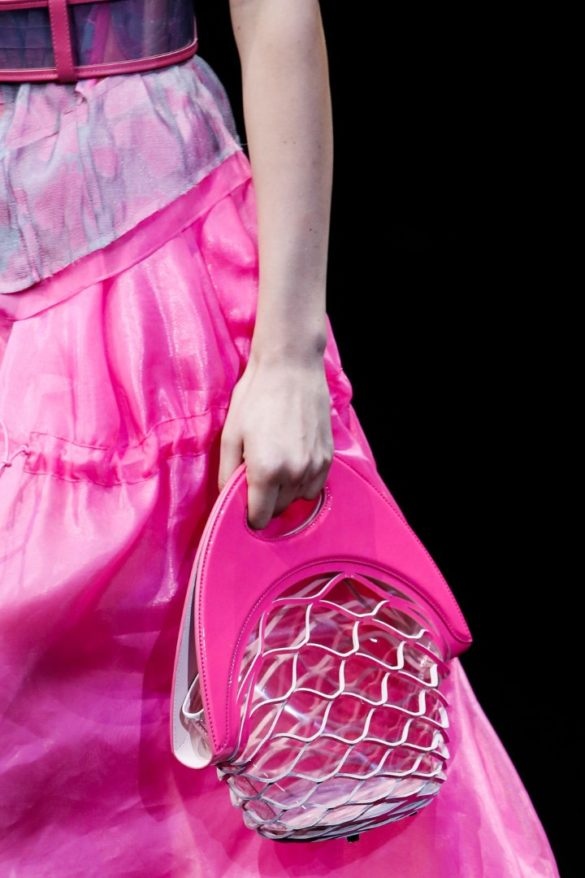 Eye-catching Bags from Giorgio Armani Spring 2019 Fashion Show - Photo 17
