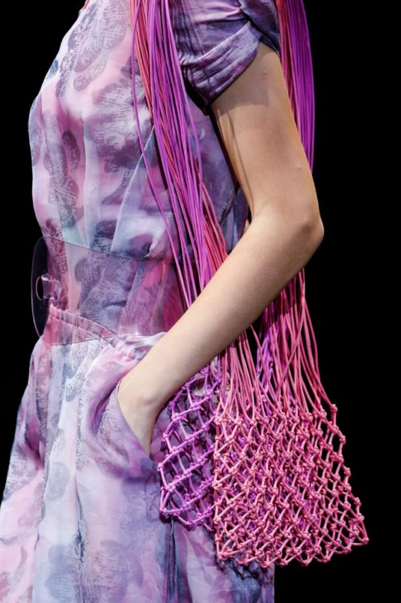 Eye-catching Bags from Giorgio Armani Spring 2019 Fashion Show - Photo 15