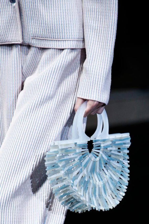 Eye-catching Bags from Giorgio Armani Spring 2019 Fashion Show - Photo 4