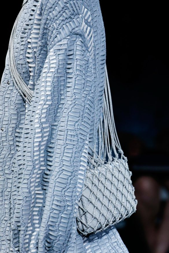 Eye-catching Bags from Giorgio Armani Spring 2019 Fashion Show - Photo 3