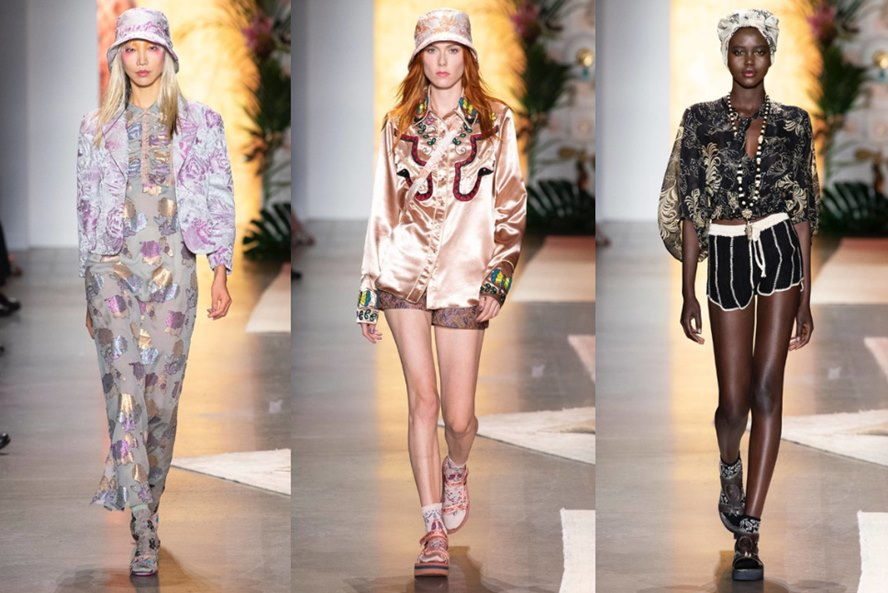 Anna Sui Spring-Summer 2019 Ready-to-Wear Collection - Featured Image