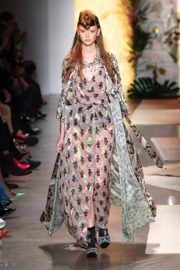 Anna Sui Spring-Summer 2019 Ready-to-Wear Collection - Photo 51