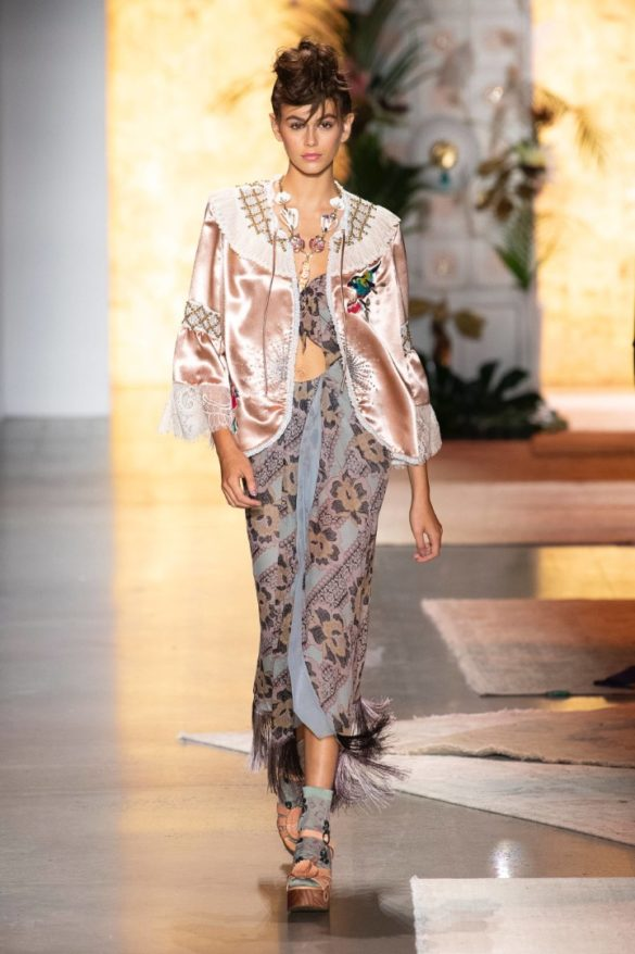 Anna Sui Spring-Summer 2019 Ready-to-Wear Collection - Photo 50