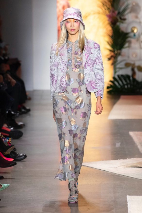 Anna Sui Spring-Summer 2019 Ready-to-Wear Collection - Photo 48