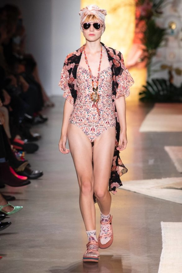 Anna Sui Spring-Summer 2019 Ready-to-Wear Collection - Photo 42