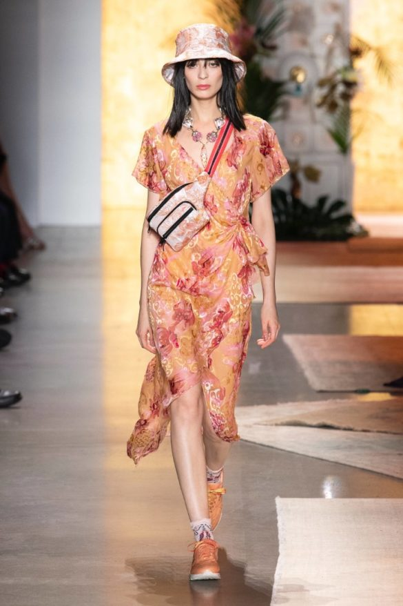 Anna Sui Spring-Summer 2019 Ready-to-Wear Collection - Photo 41