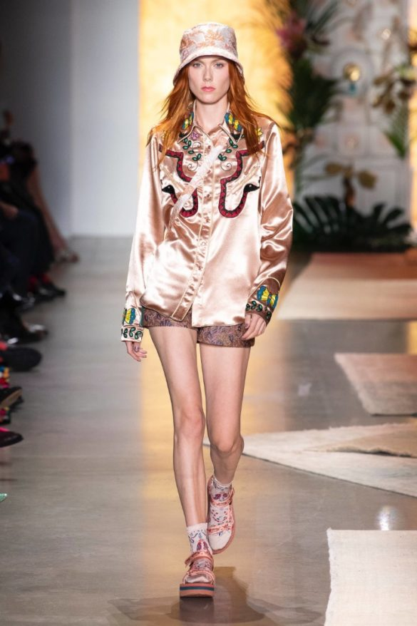 Anna Sui Spring-Summer 2019 Ready-to-Wear Collection - Photo 36