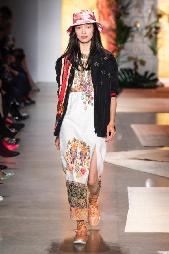 Anna Sui Spring-Summer 2019 Ready-to-Wear Collection - Photo 35