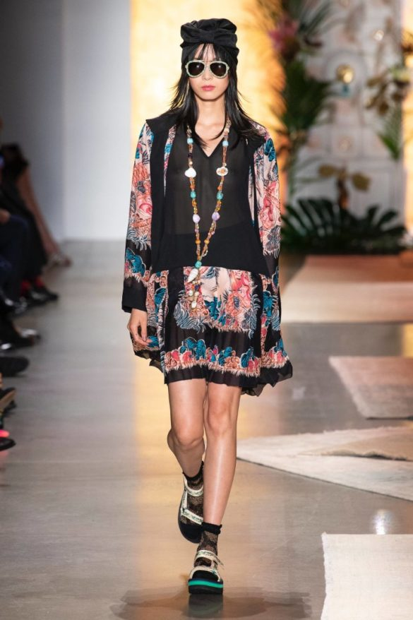 Anna Sui Spring-Summer 2019 Ready-to-Wear Collection - Photo 34