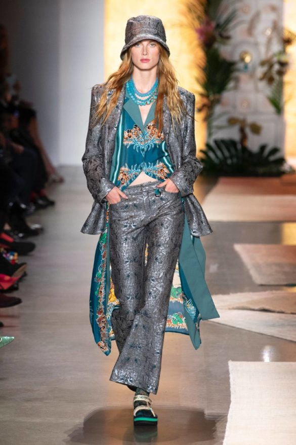 Anna Sui Spring-Summer 2019 Ready-to-Wear Collection - Photo 33