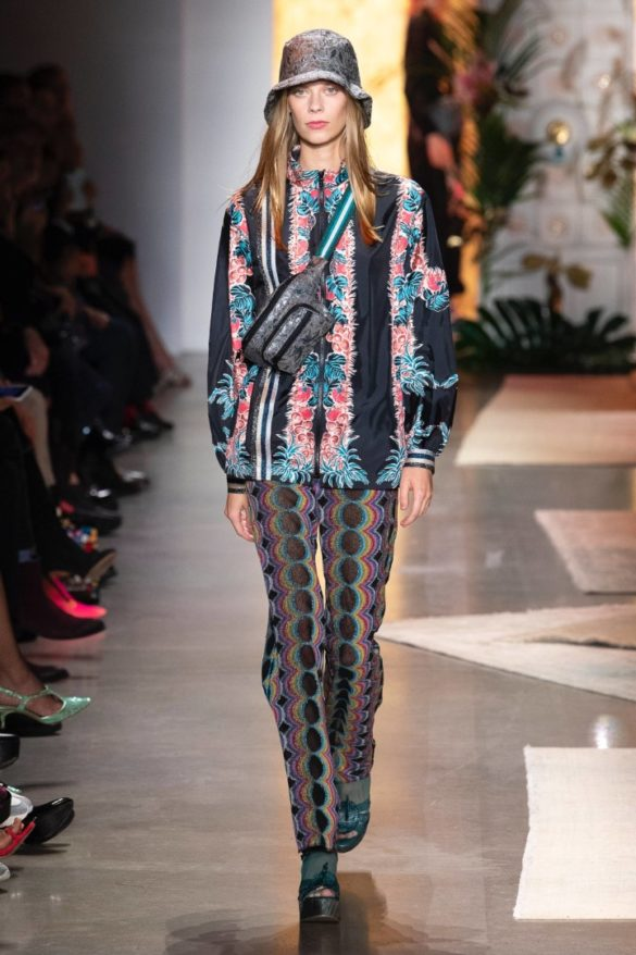 Anna Sui Spring-Summer 2019 Ready-to-Wear Collection - Photo 31