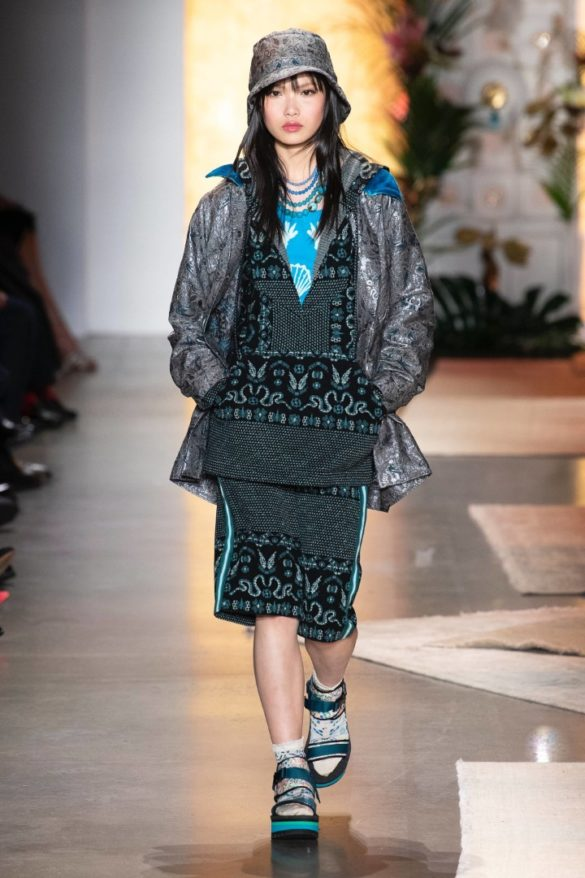 Anna Sui Spring-Summer 2019 Ready-to-Wear Collection - Photo 30