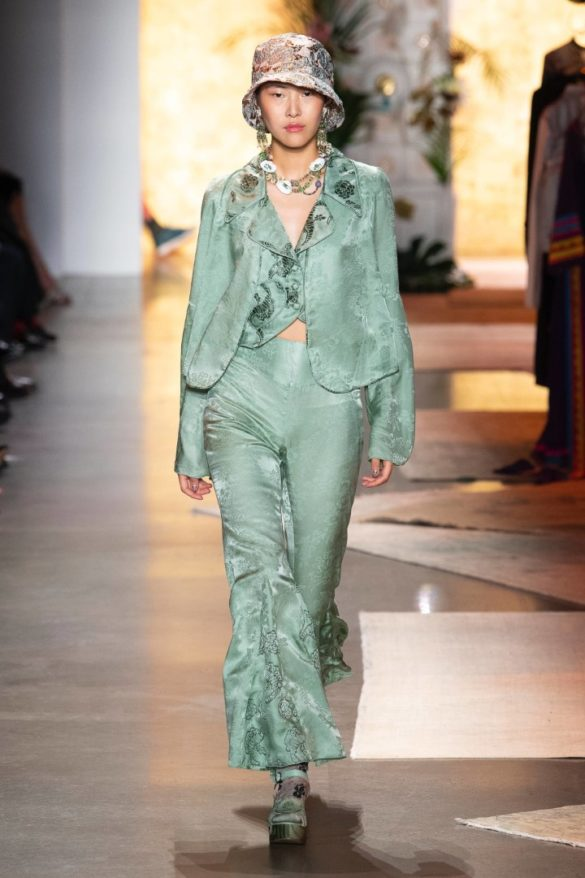 Anna Sui Spring-Summer 2019 Ready-to-Wear Collection - Photo 28