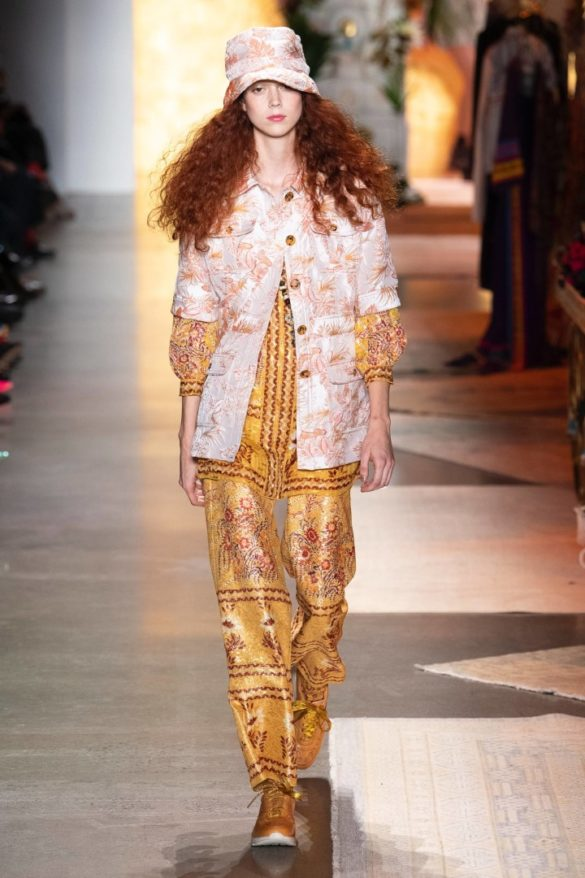 Anna Sui Spring-Summer 2019 Ready-to-Wear Collection - Photo 19