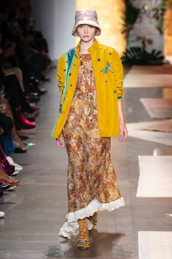 Anna Sui Spring-Summer 2019 Ready-to-Wear Collection - Photo 18