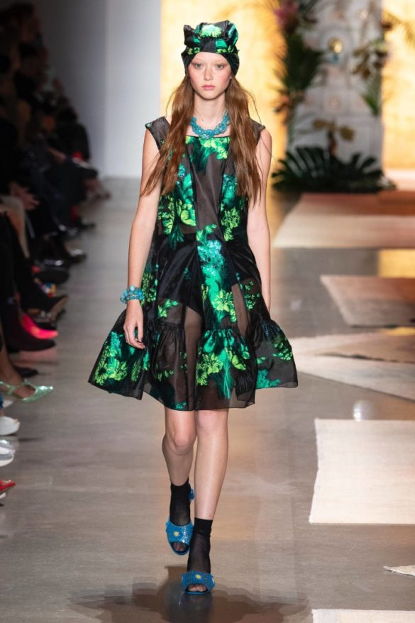 Anna Sui Spring-Summer 2019 Ready-to-Wear Collection - Photo 11