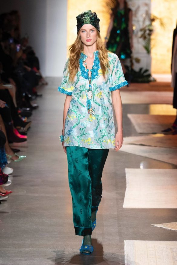Anna Sui Spring-Summer 2019 Ready-to-Wear Collection - Photo 10