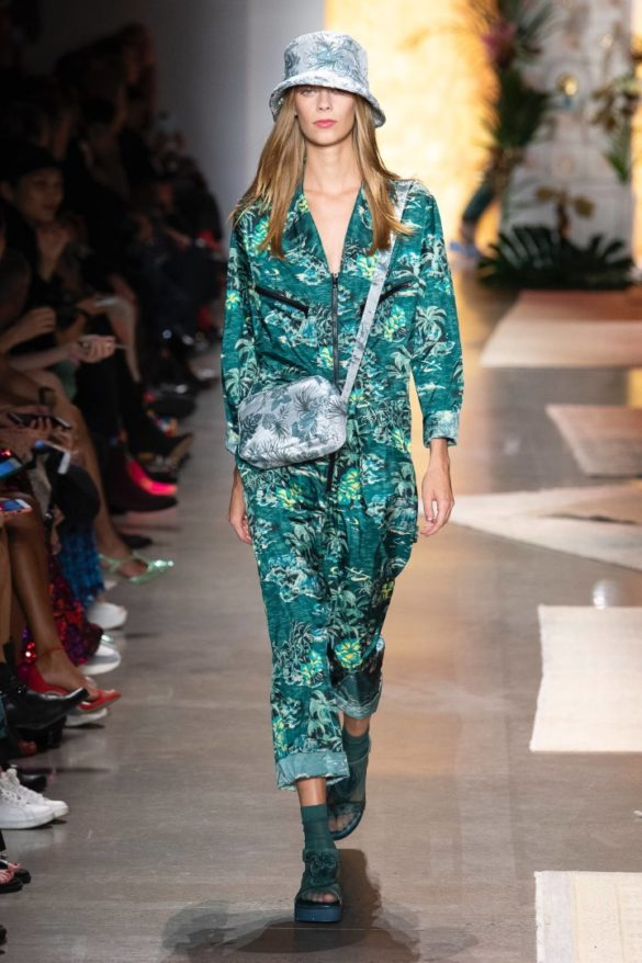 Anna Sui Spring-Summer 2019 Ready-to-Wear Collection - Photo 9