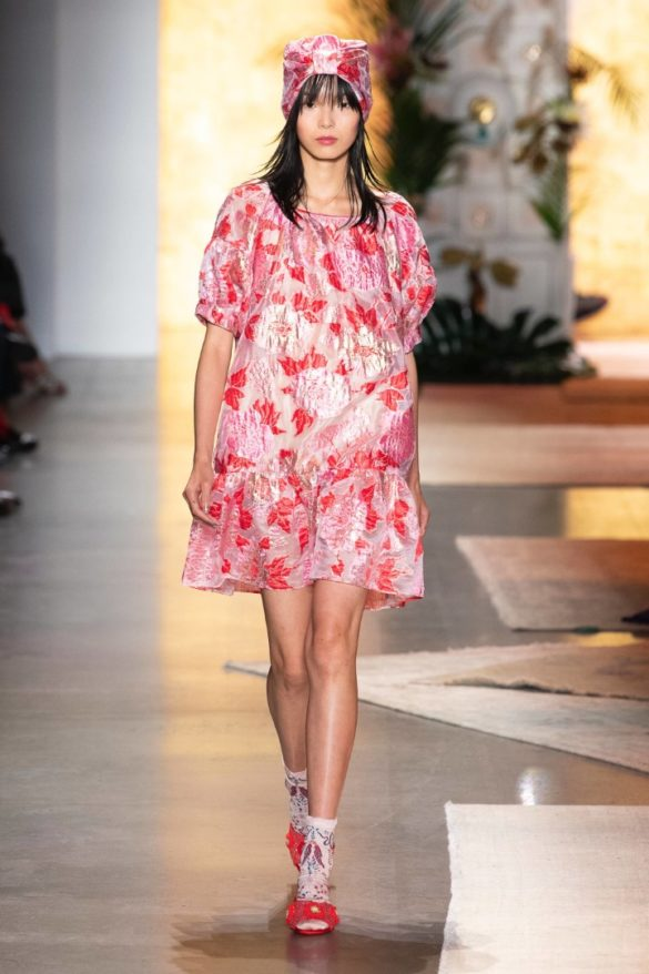 Anna Sui Spring-Summer 2019 Ready-to-Wear Collection - Photo 8