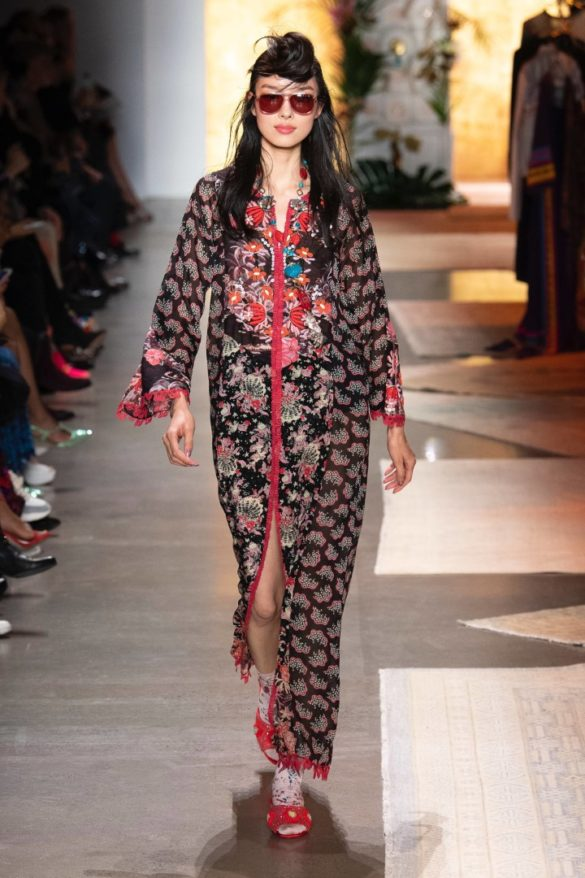 Anna Sui Spring-Summer 2019 Ready-to-Wear Collection - Photo 4