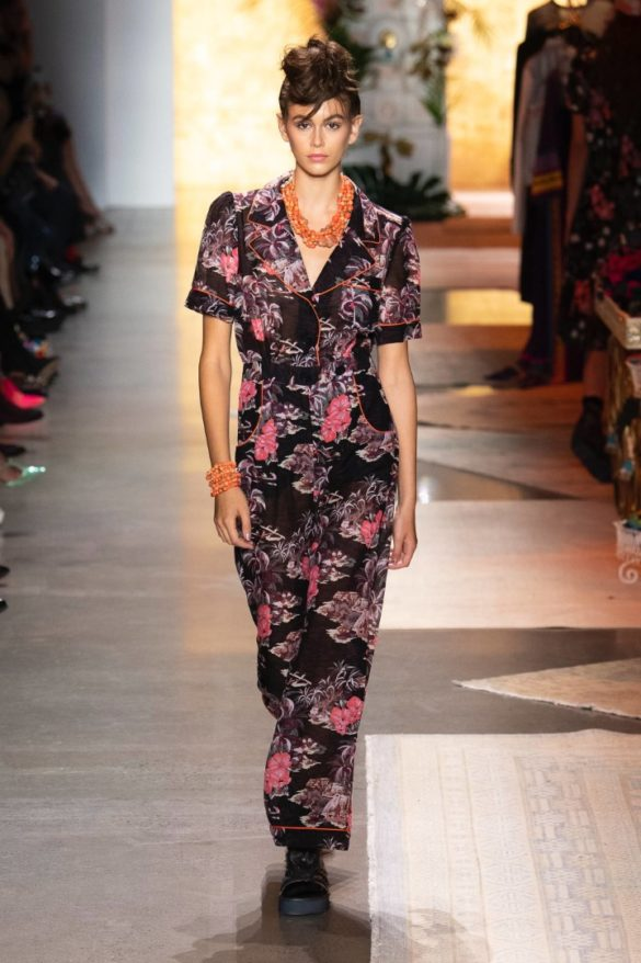 Anna Sui Spring-Summer 2019 Ready-to-Wear Collection - Photo 3