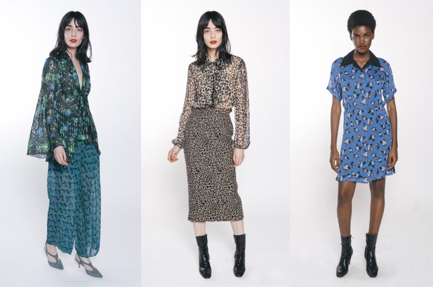Anna Sui Resort 2019 Collection - New York - Featured Image