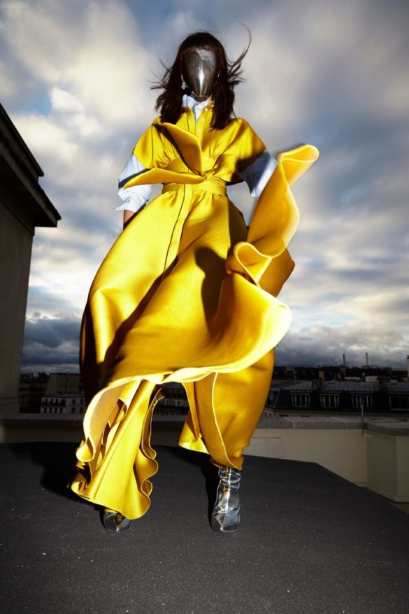 Alexis Mabille Ready-to-Wear Spring 2019 Collection - Photo 19