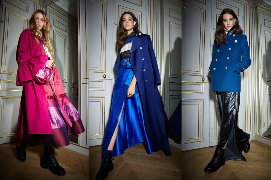 Alexis Mabille Fall 2018 Women's Ready-to-Wear Collection - Featured Image