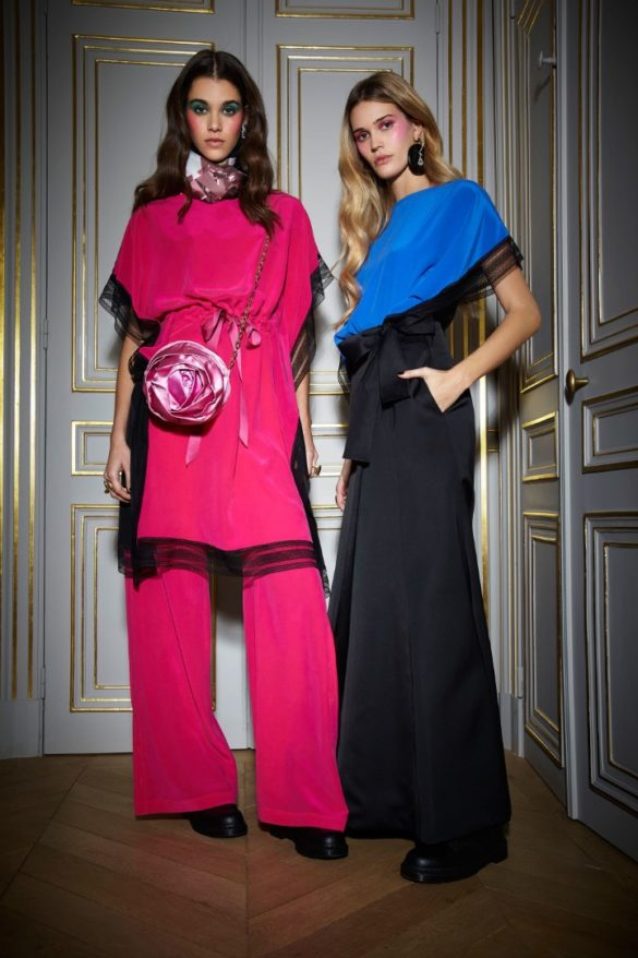 Alexis Mabille Fall 2018 Women's Ready-to-Wear Collection - Photo 19
