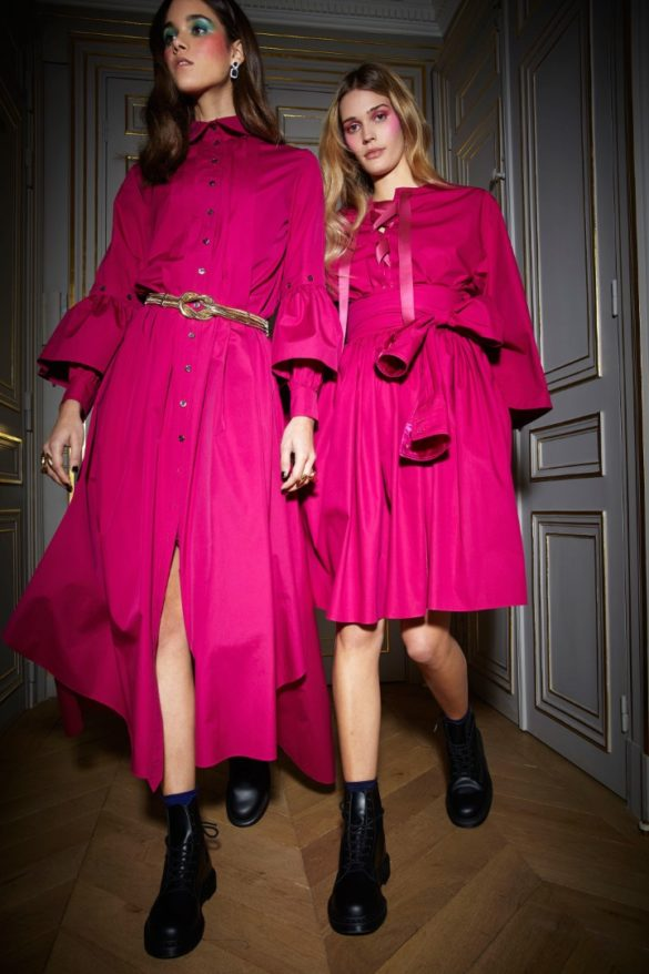 Alexis Mabille Fall 2018 Women's Ready-to-Wear Collection - Photo 17