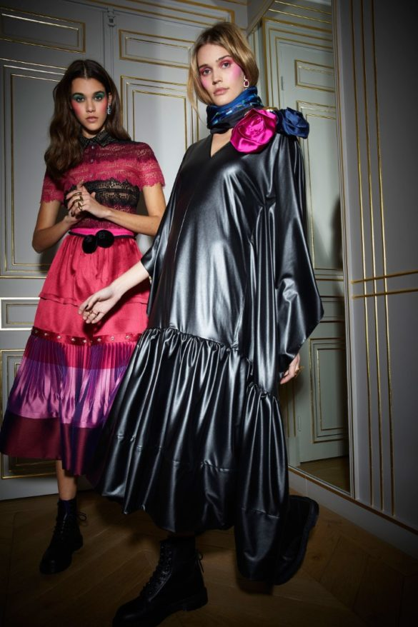 Alexis Mabille Fall 2018 Women's Ready-to-Wear Collection - Photo 16