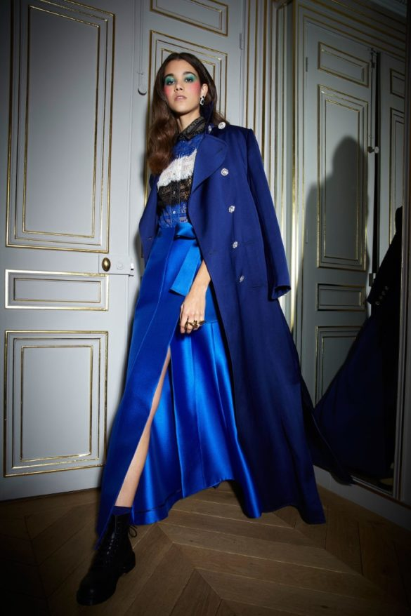 Alexis Mabille Fall 2018 Women's Ready-to-Wear Collection - Photo 13