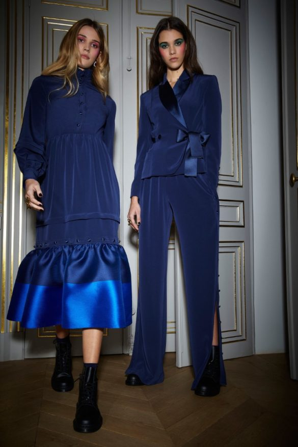 Alexis Mabille Fall 2018 Women's Ready-to-Wear Collection - Photo 11